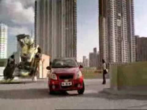 carro  doido Propaganda Carro Chevrolet - CRAZY CAR