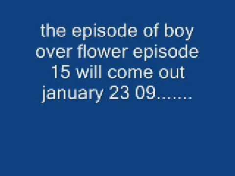 Download boys over flower episode 15 NEWS!
