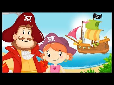Les gentils pirates - chanson enfant - monde des petits thumbnail