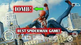 [OFFLINE 10MB] DOWNLOAD SPIDERMAN BEST EVER HIGH GRAPHICS GAME FOR ALL ANDROID   