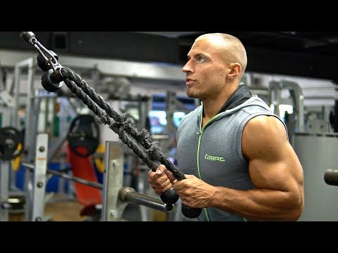 My Top 5 Exercises For Bigger Triceps