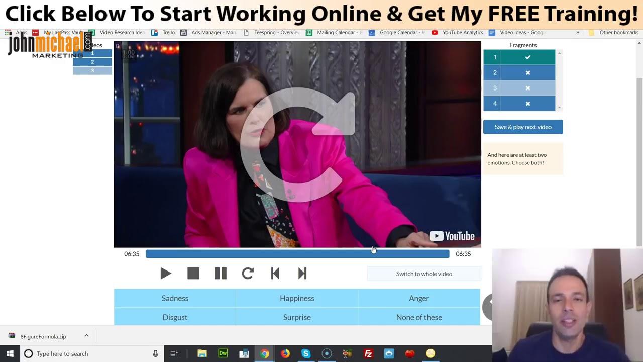 Get paid per task