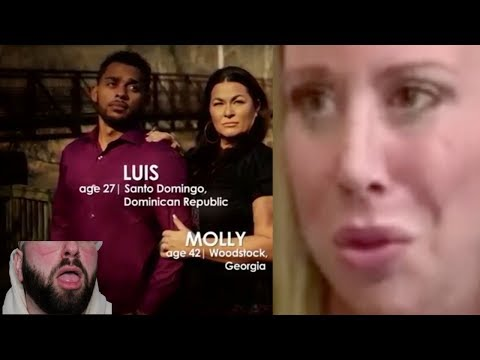 90 day fiance luis molly instagram