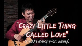 "QUEEN - ""Crazy Little Thing Called ♡"" - Jubing K. (guitar)"