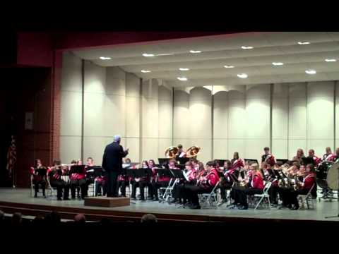 Norfolk Catholic High School at 2012 District Music Contest - Norfolk