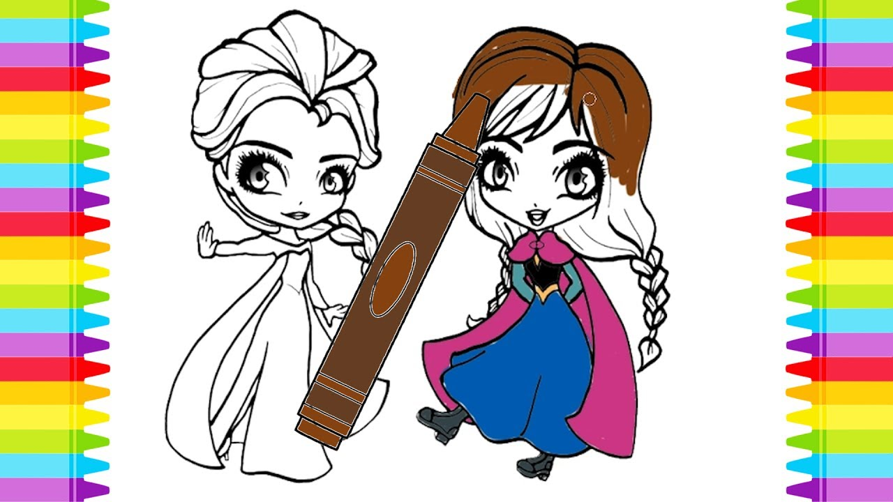 89 Elsa2 Frozen Colouring Pages Click Here To Download
