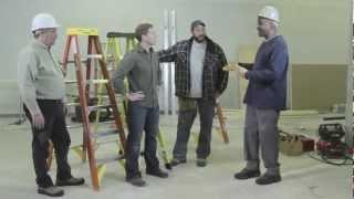 Werner Ladder - Head To Head Stepladder Challenge - Canada