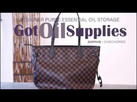 Sophia Essential Oil Purse Demo by Got Oil Supplies