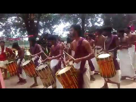 Kaliyattam pazhayannur  at dhanalakshmy collage walayar on 31/08/2017