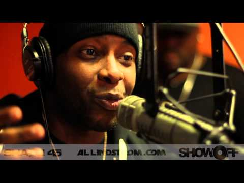 Jon Connor Freestyle On Showoff Radio!