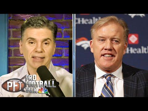 John Elway, Denver Broncos ready for 2020 NFL Draft no matter when | Pro Football Talk | NBC Sports