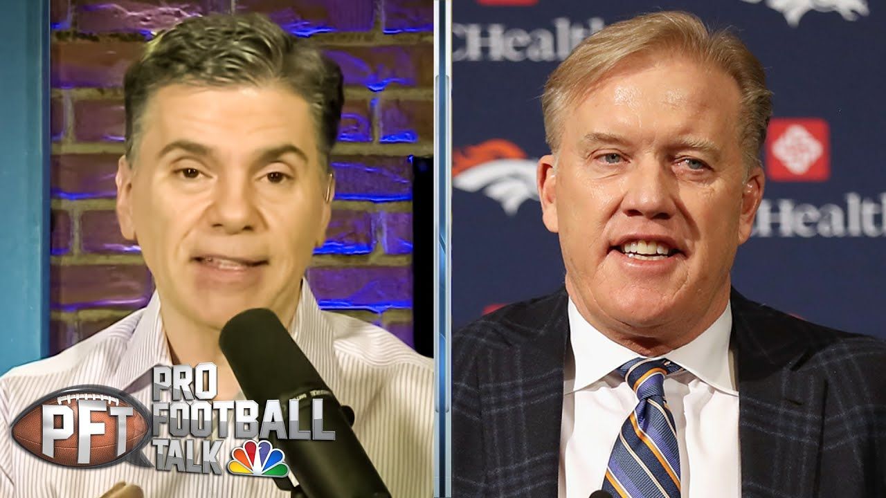 John Elway, Denver Broncos ready for 2020 NFL Draft no matter when | Pro Football Talk | NBC Sports