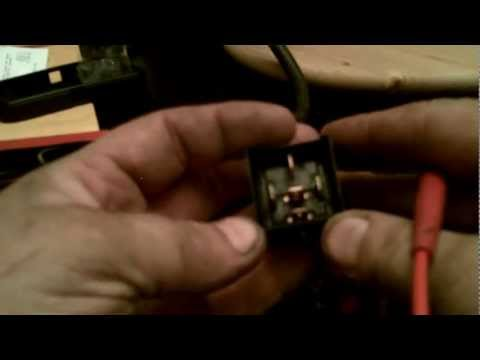 """"""" LAWN MOWER REPAIR"""" / TRACTOR ZERO TURN / ZTR HOW TO TEST ELECTRICAL RELAY SWITCHES"""