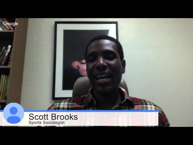 SCI TV, Episode 84, November 17, 2015 | Race and Sport | University of Missouri's Dr. Scott Brooks