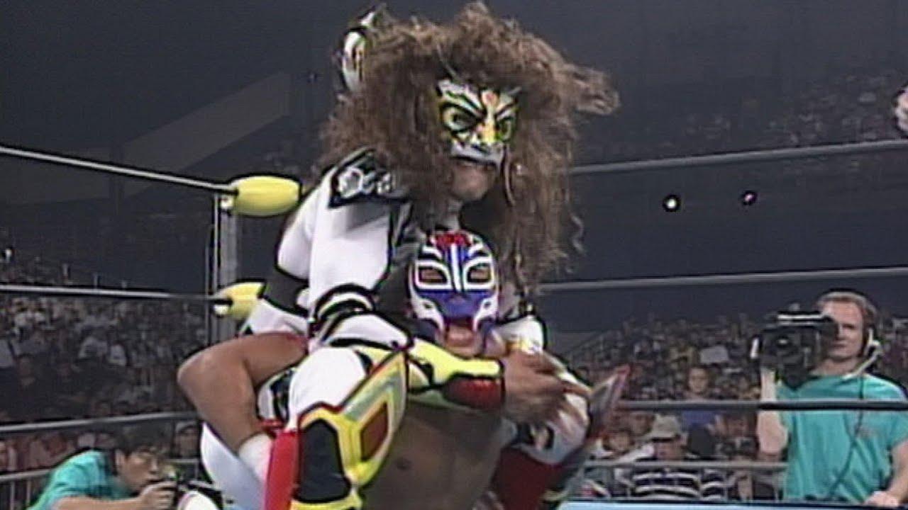 Las 10 mejores luchas de ECW en su primer época (1992-1996) 10