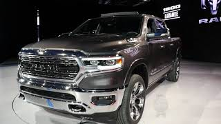 KBB's coverage of the 2019 Ram 1500 at the 2018 Detroit Auto Show. ...