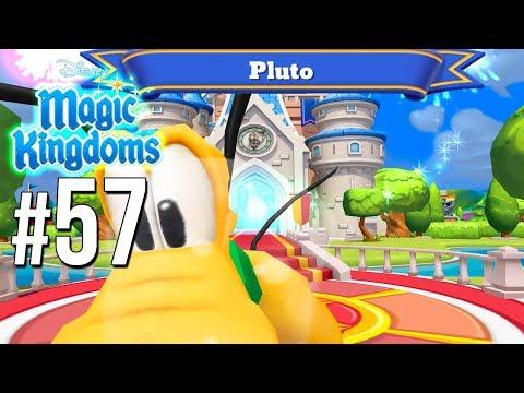 LET'S BUY PLUTO   Disney Magic Kingdoms   #57