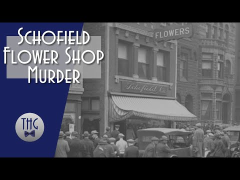 The Schofield Flower Shop murder and Dean O'Banion