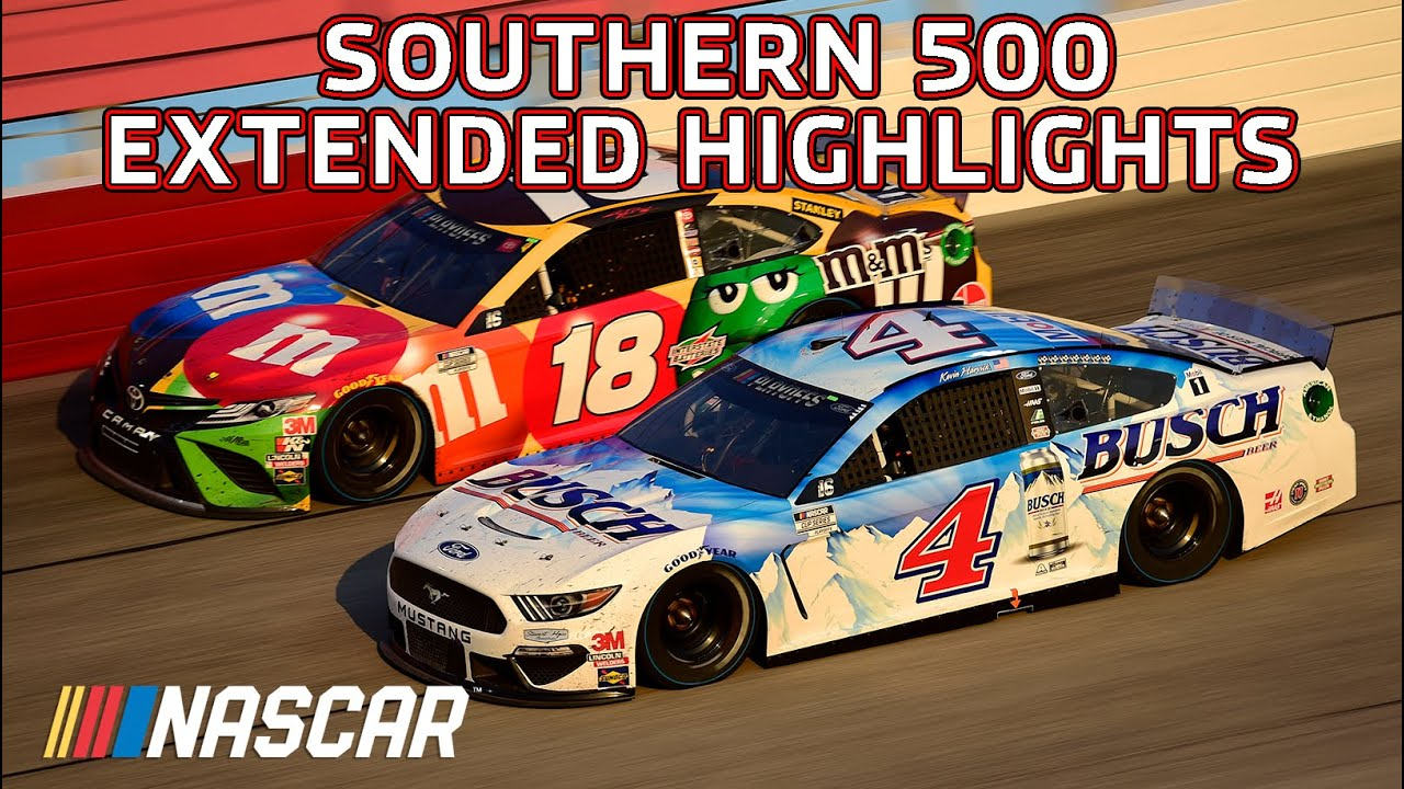 All the crashes and action from the 2020 Southern 500 at Darlington Raceway | NASCAR Cup Series