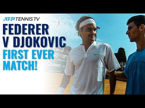 Federer vs Djokovic: The Beginning of the Rivalry!