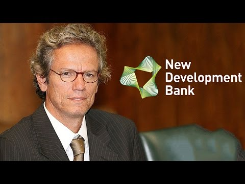 In Conversation With New Development Bank's VP
