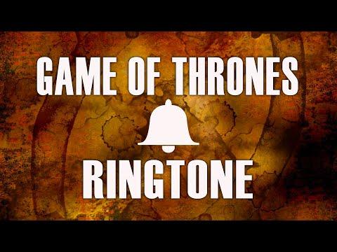 game of thrones intro ringtone iphone