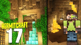 HermitCraft 7: 17 | THE BASE IN MY TREE HOUSE!