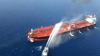 USA geben Iran Schuld an Schiffsangriffen