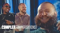 Sean Evans, Action Bronson, N.O.R.E., and More on Food and Rap | ComplexCon(versations)