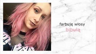 Farbuję włosy BIBUŁĄ | OSIPOWICZKA