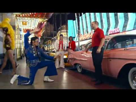 Thumbnail: Elvis Presley, Downtown Las Vegas, and State Farm Insurance!