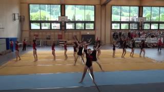 TLZ Utenberg (BTV Luzern) - Boden Jugend Verbandsturnfest Schüpfheim 2012