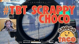 #TBT: Remember When chocoTaco Used His Scrappy Survival Strats? - PUBG Game Recap
