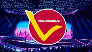 LIVE din Tel Aviv Ester Peony - On a Sunday (Romania Eurovision 2019) - a doua repetitie