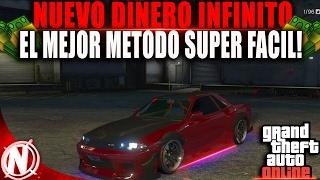 DINERO INFINITO MEJOR METODO MAS FACIL BESTIAL! | GTA 5 ONLINE +60.000.000 EN UNA HORA  BRUTAL!!