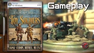 ▶ Toy Soldiers - Gameplay [PC, ENG]