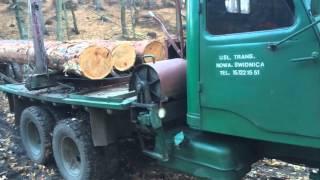 Holztransport PRAGA