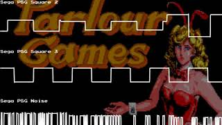 Darts - Double Down - Parlour Games - Sega Master System -