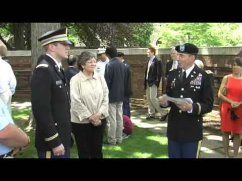 West Point Graduation - Day 5 Commissioning Ceremonies and Party at Officers Club