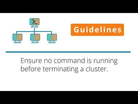 Clusters Guidelines