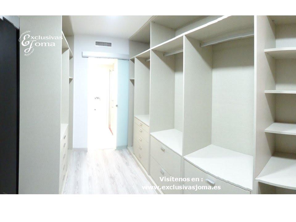 Suite con armario vestidor de 14m2 y ba o integrado alta for Dormitorio con bano
