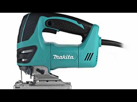 Отзыв от мастера на электро лобзик для своей дачной мастерской Makita 4350CT