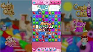 【Candy Crush Saga】Level 870/【キャンディクラッシュ サガ】レベル 870