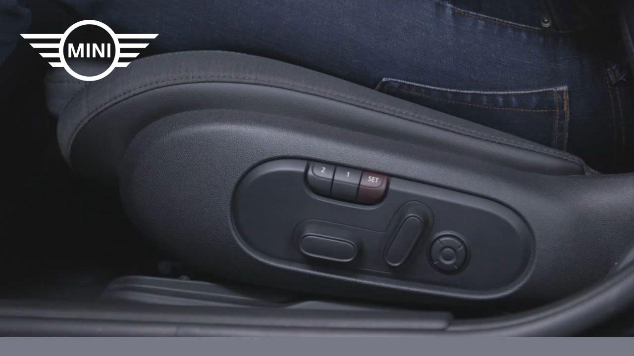 Mini Usa Electric Seats Youtube