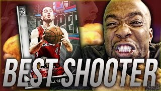 Best Shooting Card In The Game (Silver) NBA 2k16 MyTeam Gameplay!
