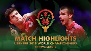 Дмитрий Овчаров vs Tomislav Pucar | R32 | WTTC-2019