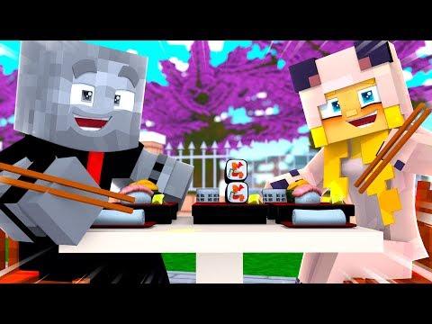ISY & LARS REISEN NACH TOKIO - Minecraft [Deutsch/HD]