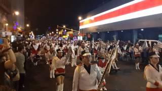 Banda Independiente El Imperio. 1er Desfile Nacional de Bandas 28/12/2014