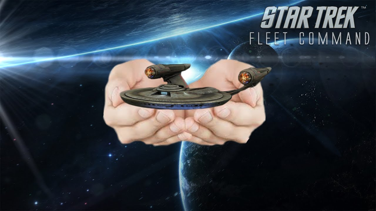 Star Trek Fleet Command | Getting Your USS Franklin - Synq Gaming