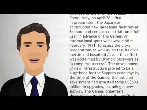 1972   Sapporo, Japan - Wiki Videos